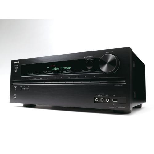 Onkyo TX-NR414 5.1-Kanal AV-Netzwerk-Receiver (schwarz) @Amazon