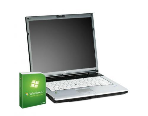 """[Ausverkauft, in Kürze wieder verfügbar] Fujitsu Siemens Lifebook E8310 (refurbished) - 2x1.8GHz, 2GB RAM, 80GB, 15"""", Win 7 für 153 € statt 195€"""