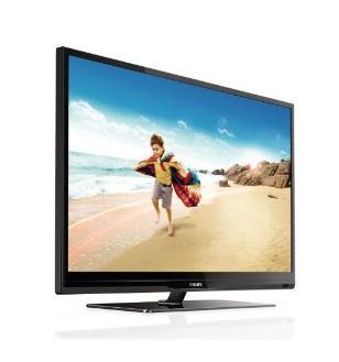 "Philips 46PFL3807K/02 - 117 cm (46 "") LED-Backlight-TV, Triple-Tuner, CI+, Smart TV & WiFi-Dongle"