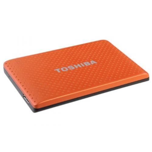 Externe TOSHIBA STOR.E PARTNER 750 GB 2,5''