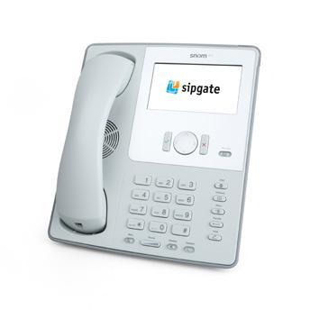 @sipgate: SNOM870 für EUR 239,00 inkl EUR 50,00 sipgate Guthaben