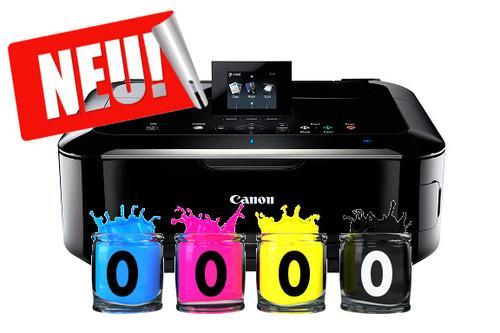 Canon Pixma MG5350 Tintenstrahldrucker Multifunktionsgerät inkl. USB - Kab. NEU