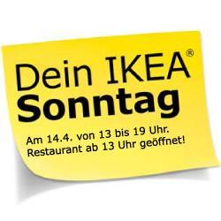 [Offline] IKEA FFM: 5 Euro-Gutschein gratis am 14.4.2013