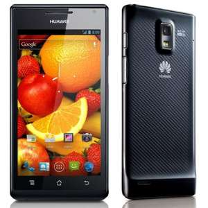 Huawei Ascend P1 4,3 Zoll Android Smartphone