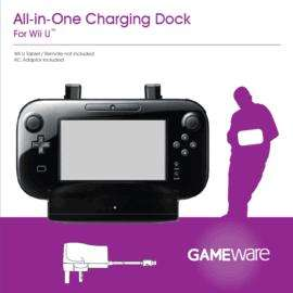 Wii U All-In-One Charging Dock für 9€ @Game.co.uk
