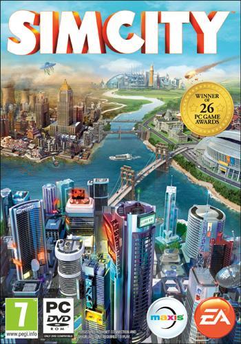 SimCity PC Download für 28,09 € @ Gamefly
