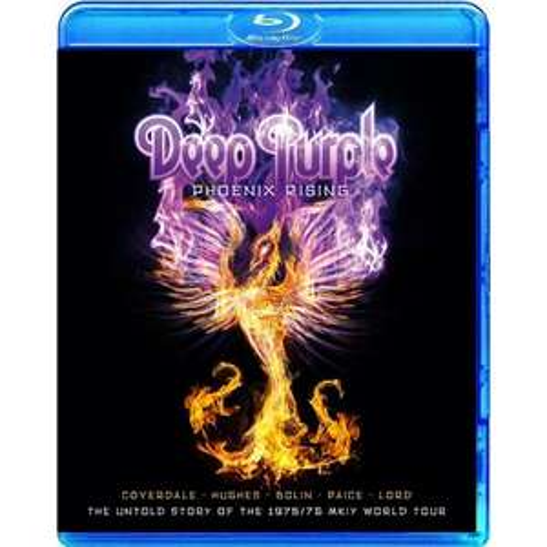 (UK) Deep Purple - Phoenix Rising Blu-ray für 10,10 €