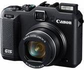 Canon PowerShot G15 Digitalkamera schwarz mit 5x optischem Zoom @meinpaket