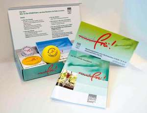 rauchfrei - Startpaket