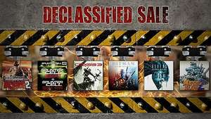 (PS3) Declassified-Angebote im Playstation-Store ab 3,99 €