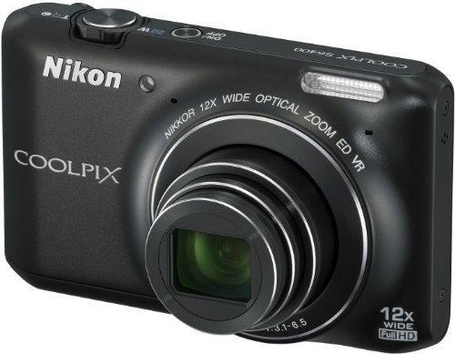 Nikon Coolpix S6400 Kompaktkamera @amazon WHD