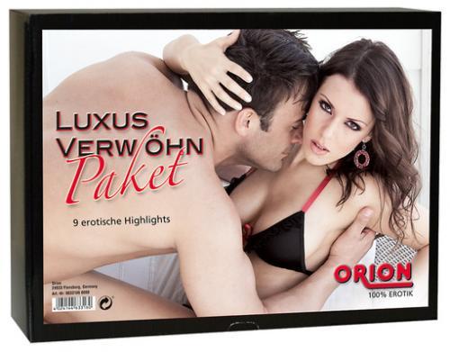 Luxus-Verwöhn-Paket 26,90€ inkl. Versand [ORION5]