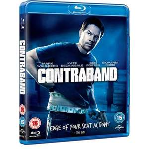 Blu-Ray - Contraband für €6,97 [@TheHut.com]