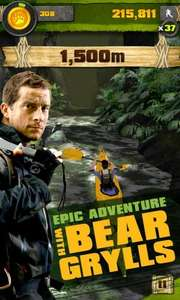 [amazon app] Survival Run with Bear Grylls