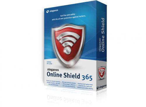 Steganos Online Shield 365 Premium für 3 Monate Kostenlos