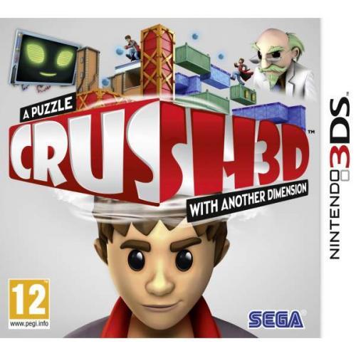Nintendo 3DS - Crush 3D für €7.- [@TheHut.com]