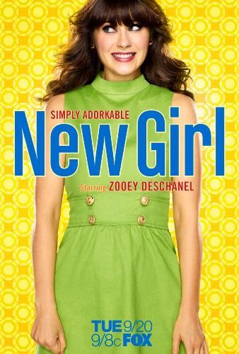 New Girl - Season 1 (komplett) [DVD] für 19,99€ bei Amazon.de (erscheint 1. Mai)