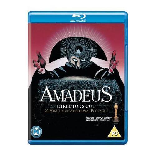Blu-Ray - Amadeus für €6,98 [@Zavvi.com]