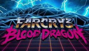 """Far Cry 3: Blood Dragon"" (Standalone, Steam) Pre-Order mit kostenlosem Soundtrack!"