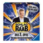 Schlag den Raab - Das 2. Spiel - Ravensburger 27229 (21% Ersparnis)