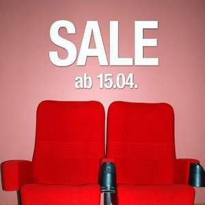 Kinositz für 15€ - Doppelsitz für 25  [BERLIN]