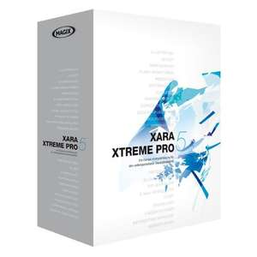 Xara Xtreme 5 Silver Edition Kostenlos