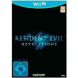 WiiU / XBOX360 / PS3 Resident Evil Revelations Nintendo   für 33,95 € inkl. Versand @Conrad.de Preorder