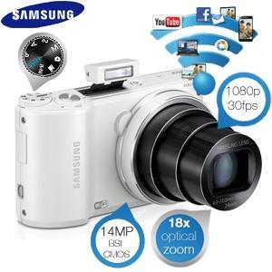 [iBOOD] Zoomstarke Samsung WB250F Kamera  für 175,90 €