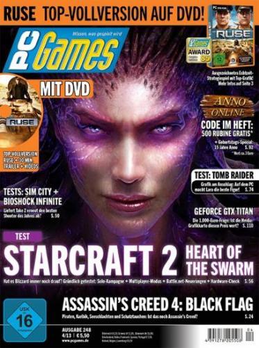 R.U.S.E. (Steam) für Besitzer der PC Games mit DVD 4/13