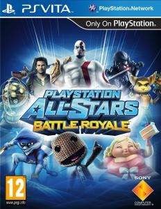 (UK) PlayStation All-Stars Battle Royale [PS Vita] + Mystery Gift für 14.99€ @ Zavvi