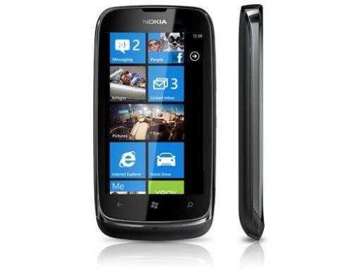 "Nokia™ - Lumia 610 Smartphone (3.7"" 800x480,8GB,5MP,WP7.8) DEMOWARE für €99,99 [@MeinPaket.de]"