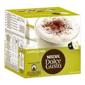 Diverse Nescafé Dolce Gusto im 3er Pack im Sparabo nur 10,77 Euro inkl. Versand – nur 3,59 Euro pro Packung! @ Amazon