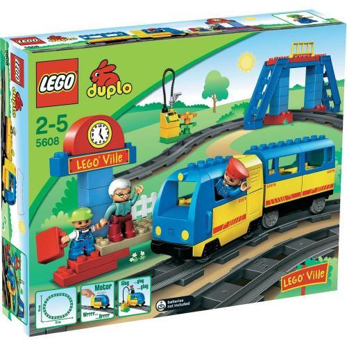 "Lego™ - Duplo ""Eisenbahn Starter Set"" (5608) ab €28,21 [@Conrad.de]"