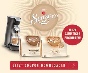 [Müller] SENSEO TypCappuccino und SENSEO  TypCafé Latte