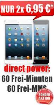 Ipad Mini Wifi mit Vertrag