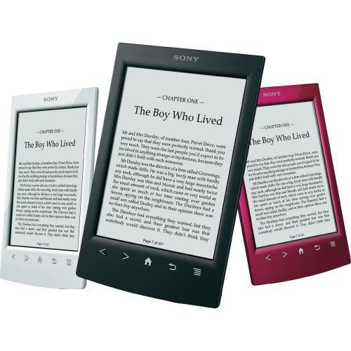 Sony PRS-T2 | eBook Reader in 3 verschiedenen Farben [Conrad]