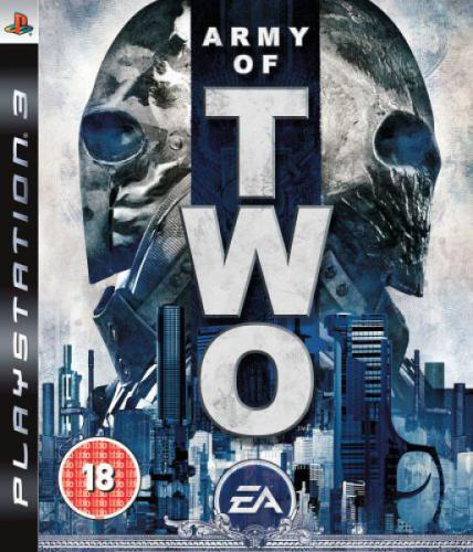 PS3 - Army of Two (Platinum Edition) für €14,75 [@TheHut.com]
