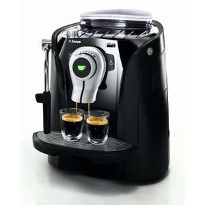 Saeco Black Go Kaffeevollautomat für 237,13 € @Amazon.it