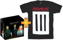 Paramore CD + T-Shirt-Edition - @Saturn Exklusiv