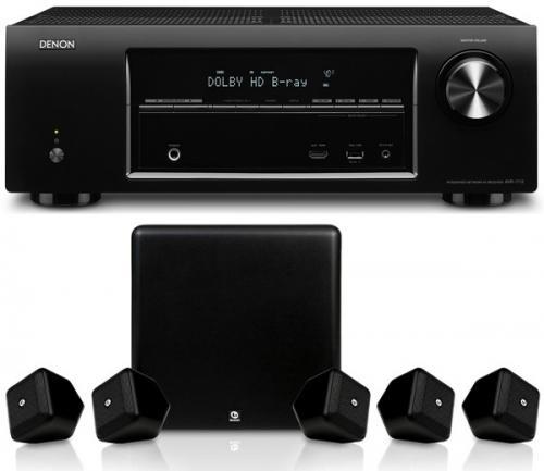 Denon AVR-1713 und Boston Soundware XS 5.1 für 399€ @ Soundpick (nur heute)