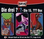 Drei Fragezeichen CD Boxen fuer 9,99 [REAL Ratingen-Breitscheid]