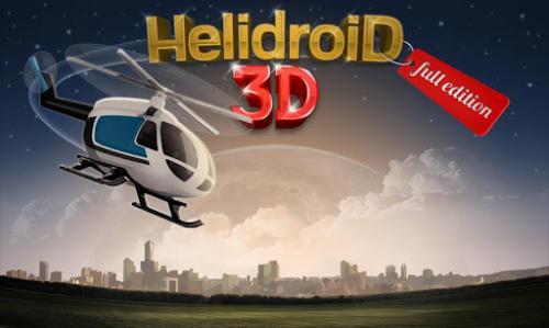 [Amazon App Store] HeliDroid 3D gratis