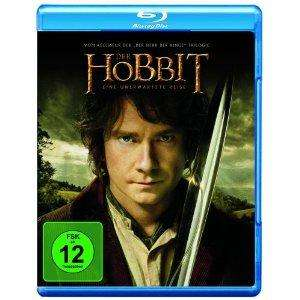 Der Hobbit Blu-ray für 12,99€ (DVD: 8,99€, 3D: 22,99€) @Drogerie Müller