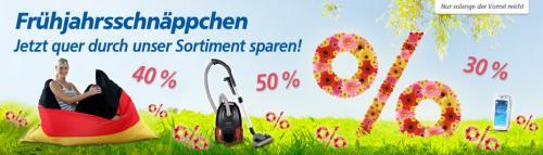 Real Online   Frühjahrs Schnäppchen – Bis zu 50% quer durchs Sortiement
