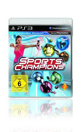 PS 3 Spiel Sports Champions Move Game für 5 € @Ebay(Preiswerthandy)