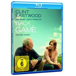 [ MM  Friedrichshafen ] Back in the Game Blu-ray mit John Goodman, Clint Eastwood, Amy Adams, Justin Timberlake