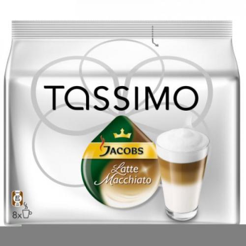 [Rewe] 4 Packungen (Jacobs?) Tassimo Kapseln kaufen und 3 zahlen