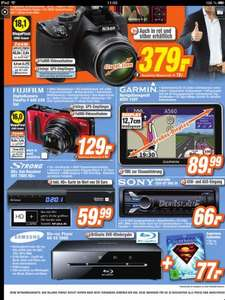 [evtl. lokal] Samsung BluRay Player BD-ES5000, inkl. BluRay Superman Collection