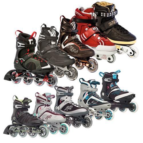 K2 Inline-Skates, Softboot, diverse Modelle & Größen für Damen und Herren --> Ebay WOW