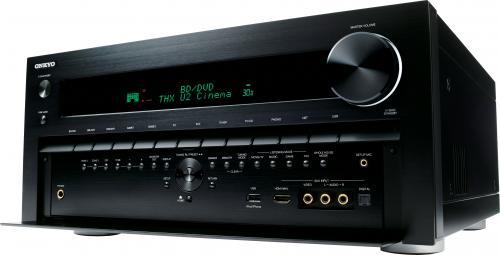 Onkyo TX-NR5010 in schwarz